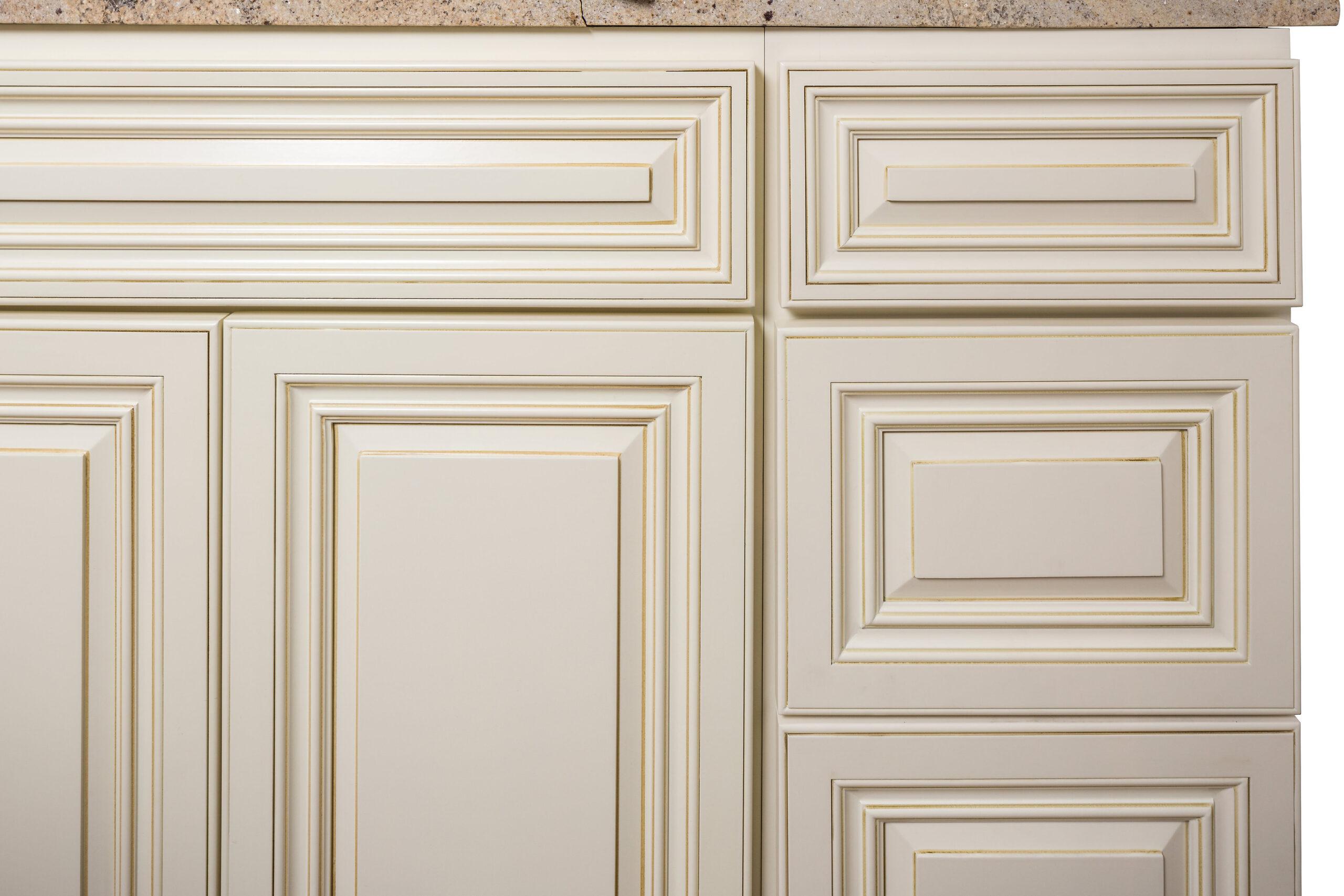 Sc Vanityone Antique White Bathroom Cabinets