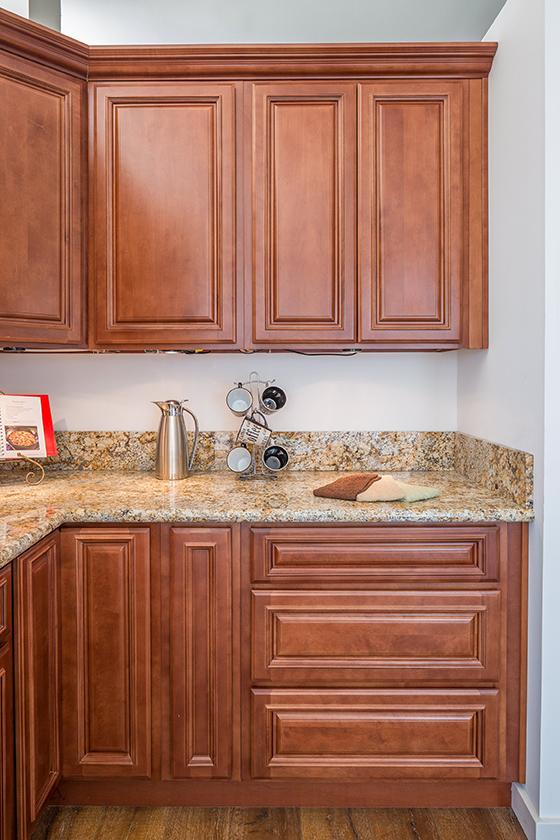 Cherry Wood Kitchen Cabinets Corona Custom Kitchen Cabinets Summit Cabinets