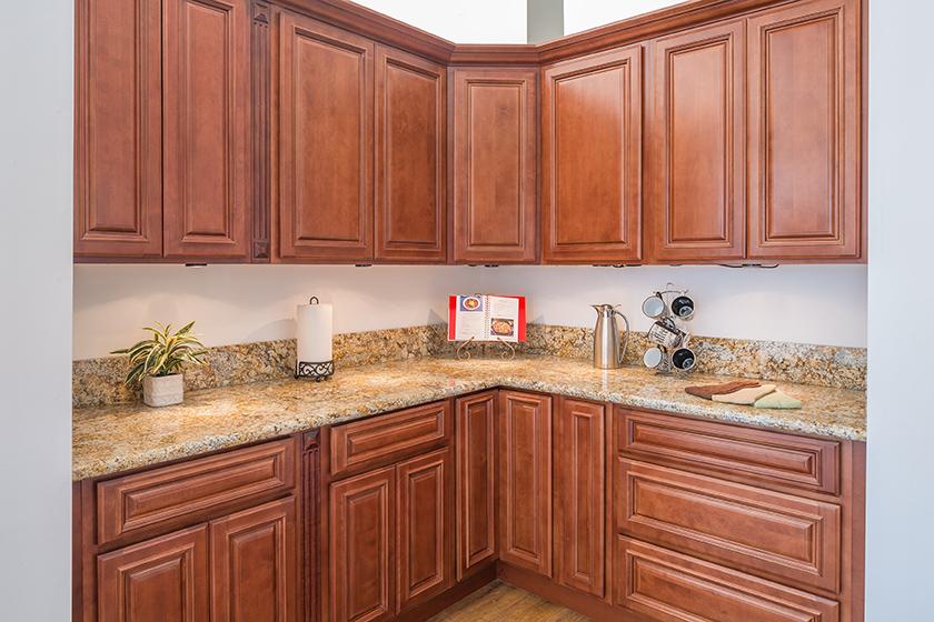 Cherry Wood Kitchen Cabinets Corona Custom Kitchen Cabinets