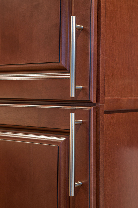Kingston Brown Kitchen Cabinets Will Make Your Kitchen A Work Of Art Summit Cabinet