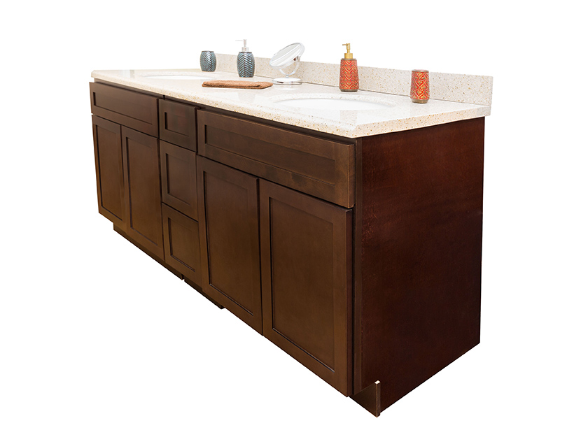 Build Your Dream Bathroom With Shaker Espresso Bathroom Cabinets Summit Cabinets