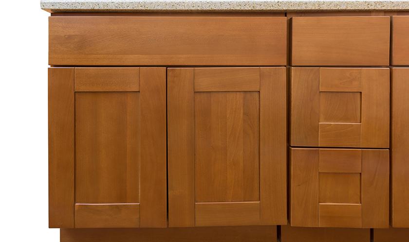 shaker cherry bathroom cabinets bathroom cabinet sets corona