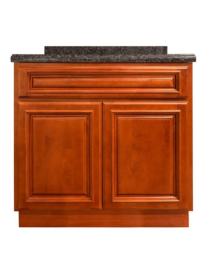 cherry bathroom cabinets corona bathroom cabinet sets summit