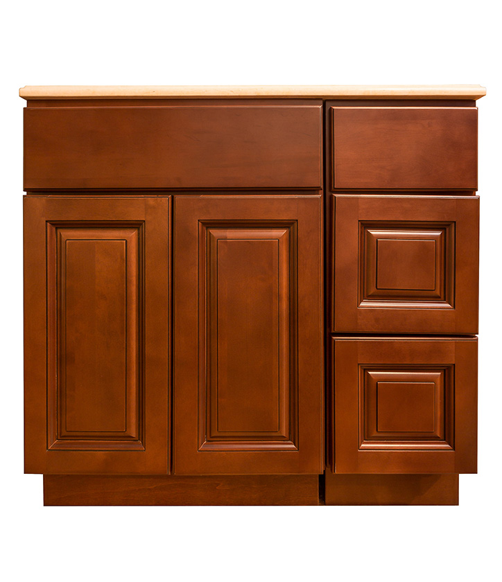 Make Your Bathroom An Oasis With Kingston Brown Bathroom Cabinets Summit Cabinet