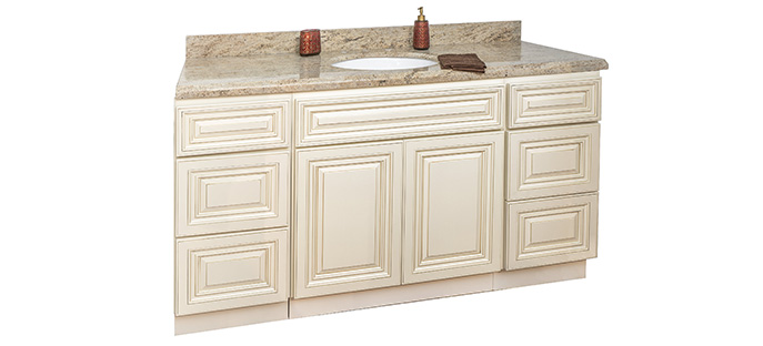 Antique White Bathroom Cabinets Corona Custom Bathroom Cabinets Summit Cabinets