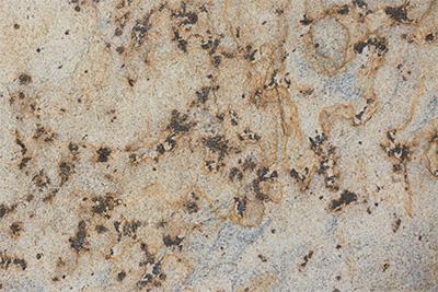 Lapidus Gold Granite Kitchen Countertop