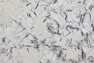 Arctic Cream Granite Kitchen Countertop