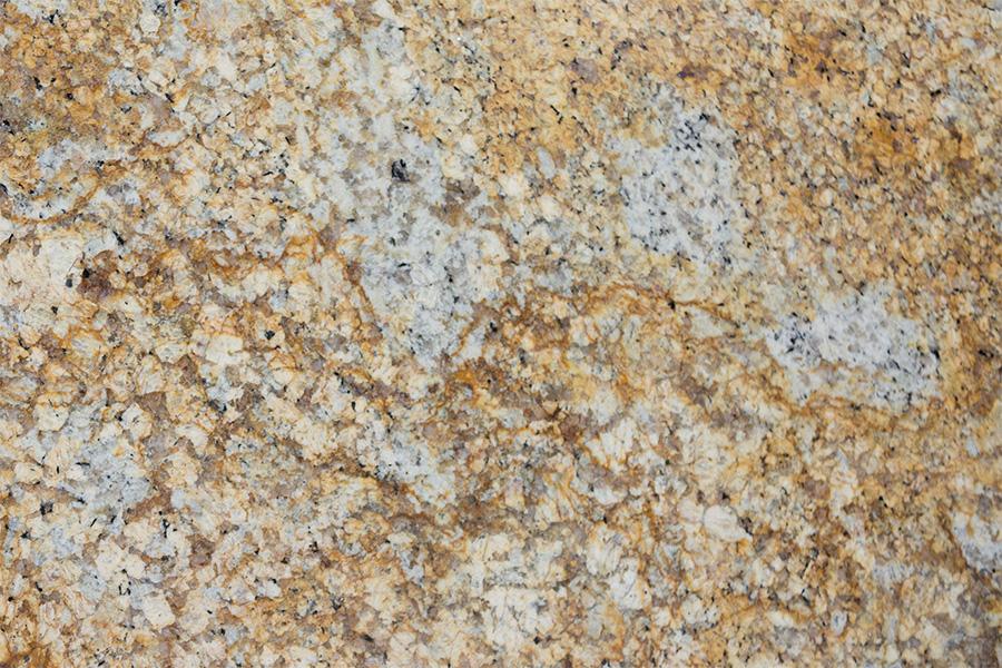 Golden Persa Granite Kitchen Countertop