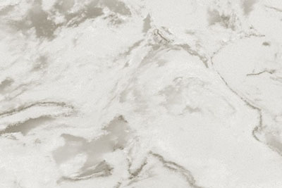 Ocean White Granite Kitchen Countertop