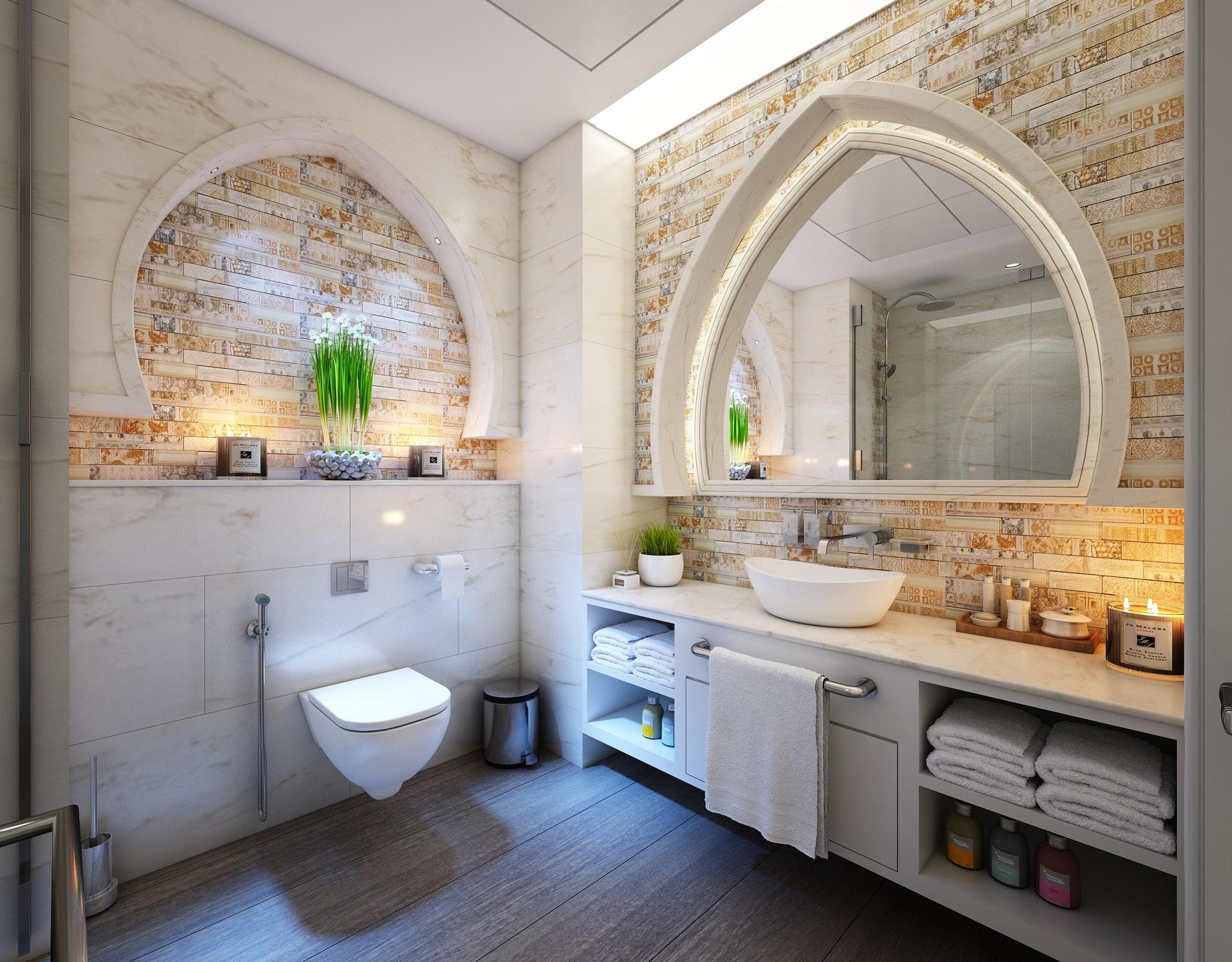 5 Hot Trends in Bathroom Vanities For 2018
